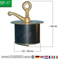Teryair Rohrstopfen SP-17 135-160 mm