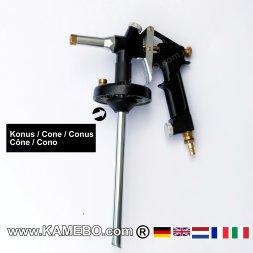 Oberteil für VAUPEL Druckbecherpistole 3000 DVR