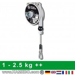 Balancer / Federzug CHICAGO PNEUMATIC CP9920 1 - 2,5 kg