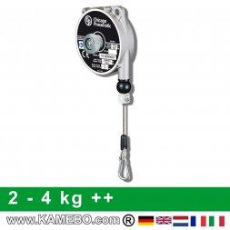 Balancer / Federzug CHICAGO PNEUMATIC CP9921 2 - 4 kg