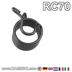RODCRAFT RC70 Haltefeder / Hammerfeder für Meißelhammer