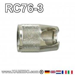 RODCRAFT RC76-3 Sicherheits Meißelhalter für Meißelhammer
