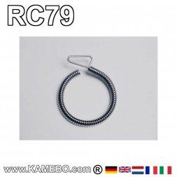 RODCRAFT RC79 Haltefeder / Hammerfeder für Meißelhammer