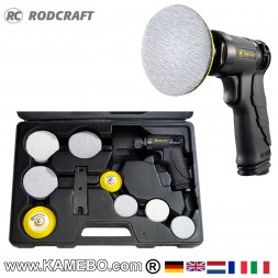 RODCRAFT Smart Repair Exzenterschleifer RC7682K