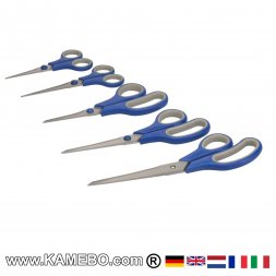 Household Scissors SILVERLINE 5 Pieces