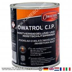 OWATROL-CIP Korrosionsschutz Grundierung 0,75 Liter