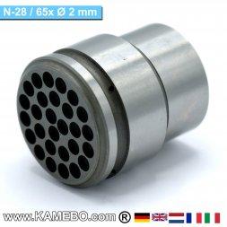 Nadelplatte 2 mm für TERYAIR Nadelentroster N-28