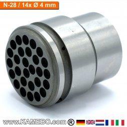 Nadelplatte 4 mm für TERYAIR Nadelentroster N-28