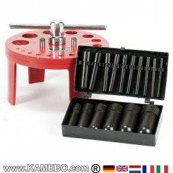 TERYAIR Dichtungsschneider PX 1 / Punching Tool Set