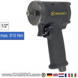 RODCRAFT Druckluft Mini-Schlagschrauber RC2202