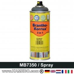 BRANTHO-KORRUX 3in1 Rostschutzlack Mercedes-Benz Chassis MB7350 Novagrau Spray