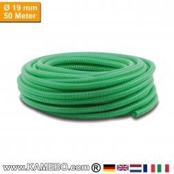 PVC-Spiralschlauch für Pumpen 19mm 50 Meter
