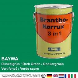 Rostschutzfarbe für Landmaschinen Baywa Dunkelgrün