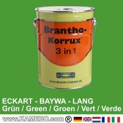 Rostschutzfarbe für Landmaschinen Eckart / Lang / Baywa Grün