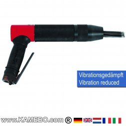 CHICAGO PNEUMATIC Nadelentroster B18MV Vibrationsgedämpft