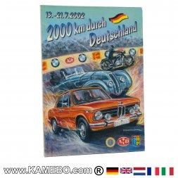2000 km durch Deutschland 2002