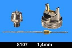 Düsensatz für RODCRAFT Lackierpistole RC8107 1,4 mm