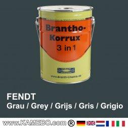BRANTHO-KORRUX 3 in 1 Fendt Traktorlack Dunkelgrau