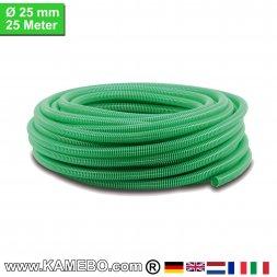 PVC-Spiralschlauch für Pumpen 25mm 25 Meter