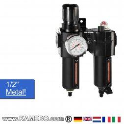 CHICAGO PNEUMATIC Druckluft Wartungseinheit Metall 1/2