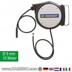 RODCRAFT Druckluft Schlauchtrommel Schlauchaufroller SAR31