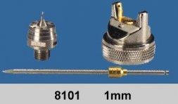 Düsensatz für RODCRAFT Lackierpistole RC8101 1 mm