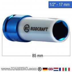RODCRAFT Stecknuss R417MWP 1/2 85 mm lang