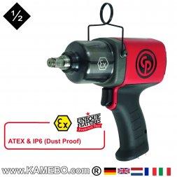 CHICAGO PNEUMATIC Druckluft Schlagschrauber CP6748EX-P11R ATEX