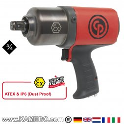 CHICAGO PNEUMATIC Air Impact Wrench CP6768EX-P18D ATEX