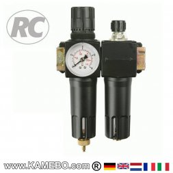 RODCRAFT Druckluft-Wartungseinheit MD2-12