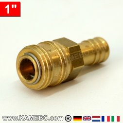 Raccord rapide Euro à air comprimé AM009 1