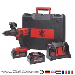 CHICAGO PNEUMATIC Cordless Impact Drill CP8548 Pack