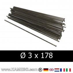 Nadeln für Nadelentroster 3x178 mm 28 Stück