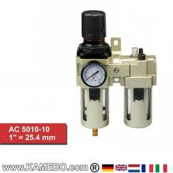 HJC Druckluft-Wartungseinheit 2teilig AC 5010-10