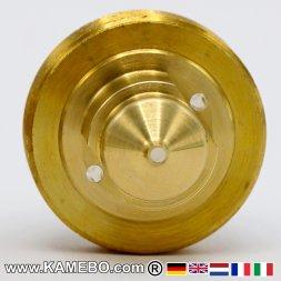 Materiaal Nozzle 2 Gaten voor VAUPEL 3500 SNKG Cartouche Pistool