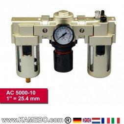 HJC Druckluft-Wartungseinheit 3teilig AC 5000-10