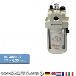 HJC Druckluft-Öler AL 3000-02