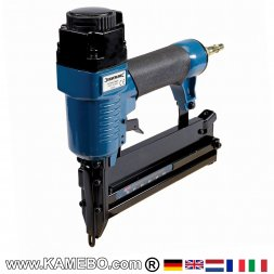 Silverline Air Stapler Air Nailer Gun 633524