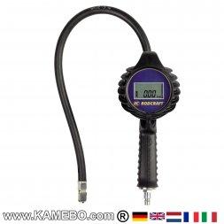 RODCRAFT Gonfleur de pneus Premium Digital RFP03DG