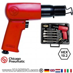Chicago Pneumatic Druckluft-Meisselhammer CP7111HK Kit