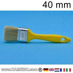 Flachpinsel 40 mm breit