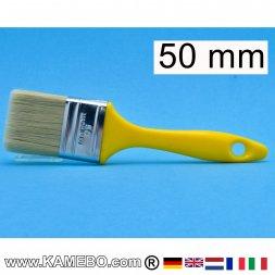 Flachpinsel 50 mm breit