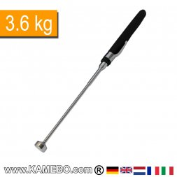 SILVERLINE Magnetic Pick-Up Tool with Telescope 3.6 kg