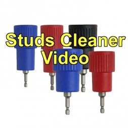 Stud Cleaners Video