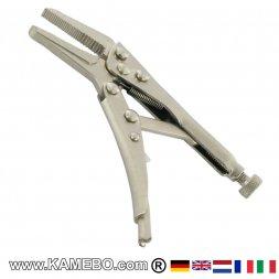 Langbeck Gripzange 125 mm lang