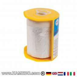 Masking and Shield Tape with Dispenser 550 mm x 33 Meter