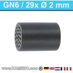 Nadelplatte 2 mm für AirApp Nadelentroster GN6