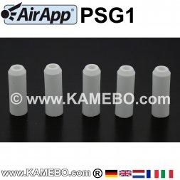 Düsen für AirApp Sandstrahlgerät PSG1 5 Stück