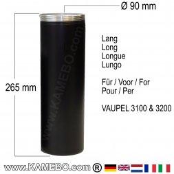 Druckbecher lang für Vaupel 3100