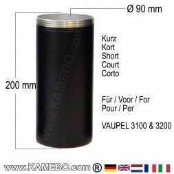 Druckbecher kurz für Vaupel 3100 und 3200